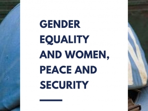 Training Course on Gender Equality in Peace and Security Missions