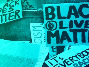 In Solidarity with the Black Lives Matter movement